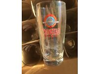 brand new 48 Beer Glasses BBQ parties bar 1/2pint