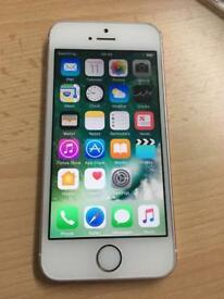 Apple Iphone Se 16gb rose gold Unlocked