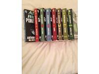 Alex rider book collection