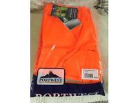 HiViz Work Trousers Brand New (M)