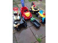 Free childrens toys job lot