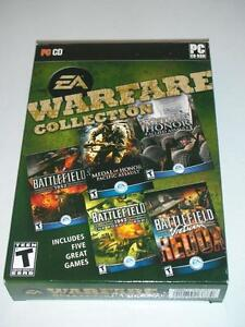 PC Game Warefare Collection- NEW PRICE