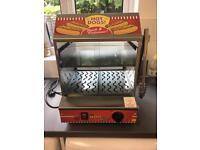 Hot Dog Machine Genuine Paragon Hot dog steamer