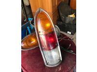 L779 rear rover lights