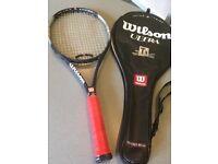 Wilson Ultra Pro Tennis Racquet