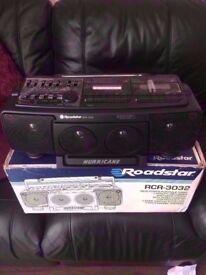 Road Star Ghetto-blaster