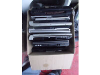 6 scrap laptops