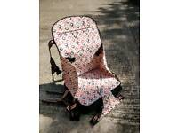 Travel childs booster seat