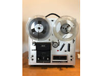 AKAI 1720L Solid State Four Track Reel to Reel Recorder / Player