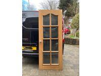 4 Oak Veneer Doors