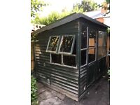 Garden Shed FREE TO A GOOD HOME