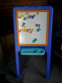 Indoor/Outdoor Double sided Easel