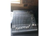 Mackie 16channel line mic mixer
