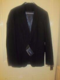 Mens ZARA jacket, Dark Blue
