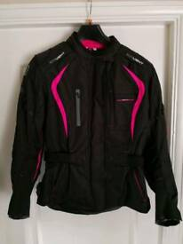 Woman's Oxford Waterproof Motorbike Jacket