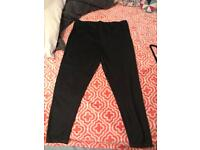 New look high wasted jeggings size 24