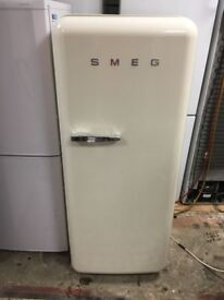 SMEG Fridge With Ice Box With Free Delivery