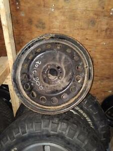 CHRYSLER 300 STEEL WINTER RIMS WHEELS CHRYSLER 300 5X115  $80 FOR SET OF FOUR