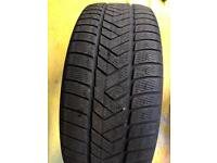 4 Pirelli Scorpion Winter Tyres