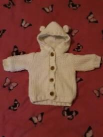 Baby Hoodie 0-3Months