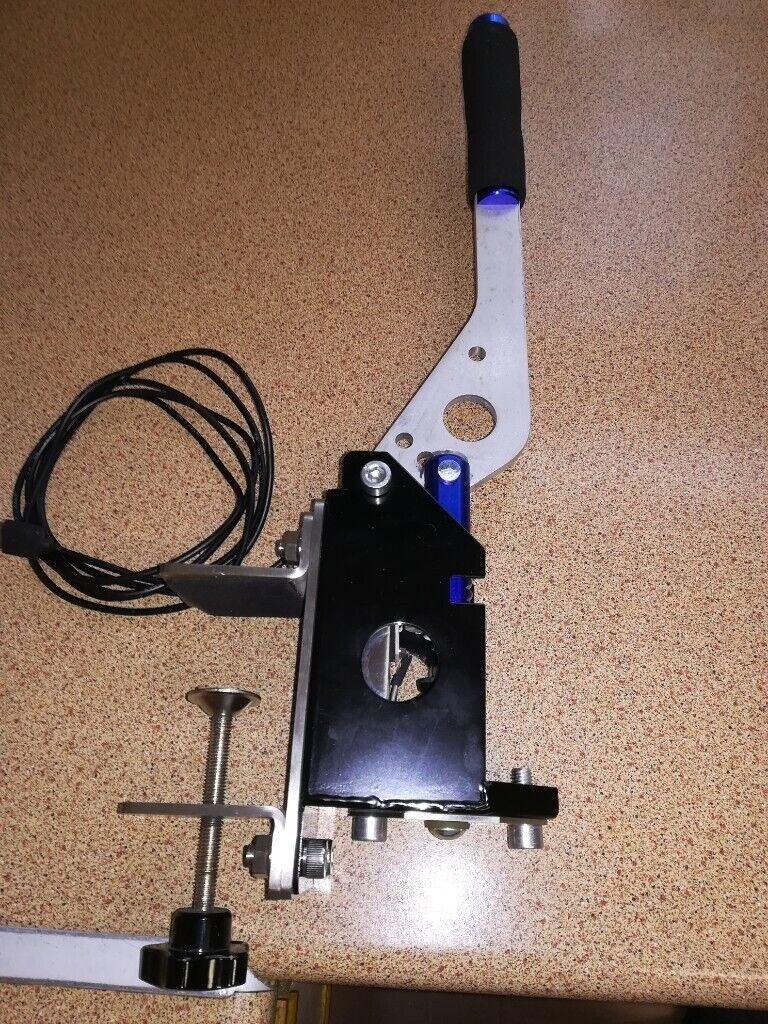 Sim Racing Handbrake for PC | in Droitwich, Worcestershire | Gumtree