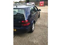 Golf gti 2.0 fsh full leathers