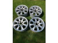 """BMW Z3 Alloy Wheels 1096232 7J X16"""" H2 IS46"""