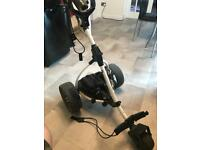 Motocaddy S1 digital trolley
