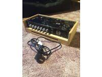 SWR 300watt Bass Guitar Amp head