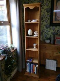 tall slim bookcase