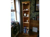 tall slim bookcase