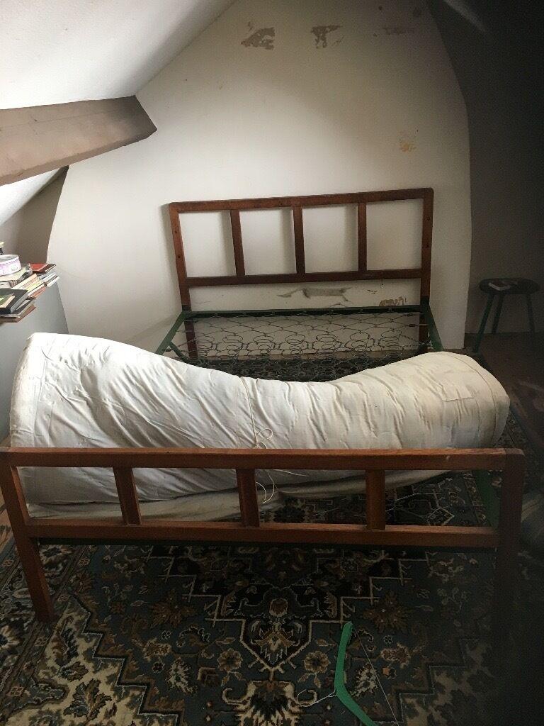 Wooden Bedroom Chair