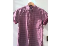 TOPMAN TSHIRT/ SHIRT - BRAND NEW WITH TAGS - SIZE SMALL