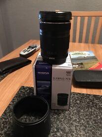 olympus 40-150mm MFT lens