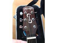 Fairclough electo acoustic guitar
