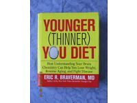 Younger Thinner You Diet. Lose weight, reverse aging, fight disease