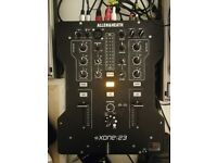 Xone 23 DJ mixer