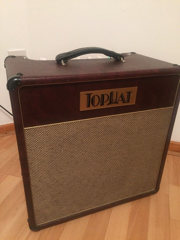 Tophat Club Royale (Stunning US handmade boutique amp!!)