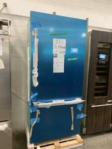 Réfrigérateur 36po encastré à congélateur en bas Thermador