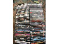 DVDs Job Lot Total of 70 - Cert. 12 and 15-Ideal selling at a Car Boot -3-sensible offers considered