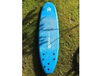 SURFBOARD FOAM 6.2