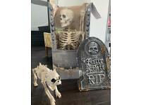 Halloween décorations