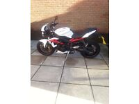 2013 Triumph Street Triple R 675. ABS, excellent Condition
