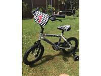 "Child's 14"" bike Probike Wolf"