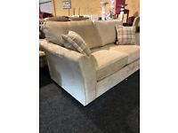 Never used-exDisplay SofaBed and armchair