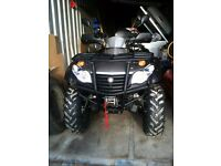 quadzilla RS6 road Legal quad bike