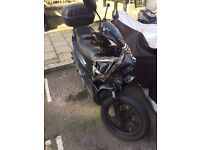 SYM Syphony 125cc for parts