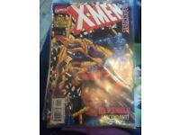 '99 Annual Edition X-man Comic book