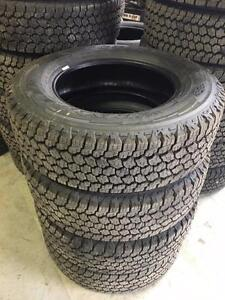LT245/70R17 GOODYEAR WRANGLER (TAKE OFF NEW)