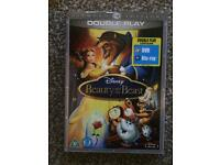Disney beauty and the beast dvd